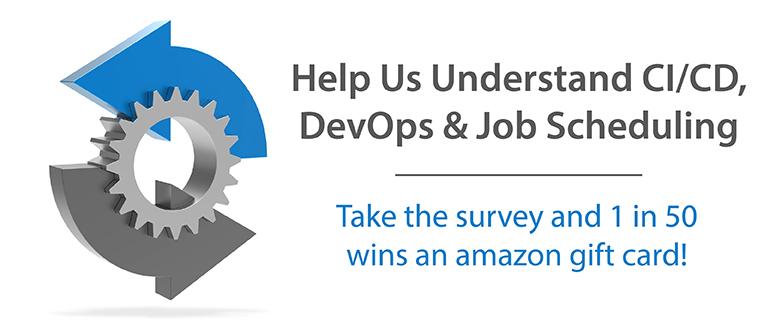 Help Us Understand CI/CD, DevOps & Job Scheduling