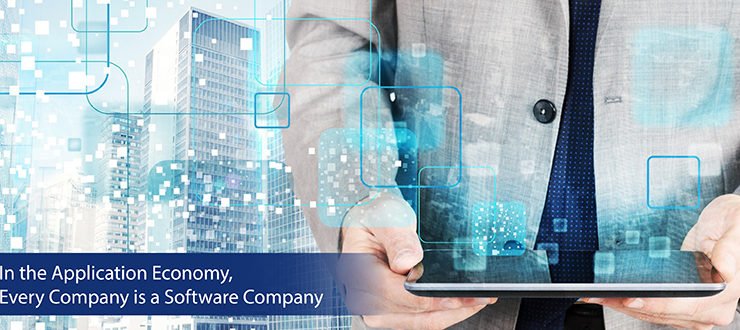 In the Application Economy, Every Company is a Software Company