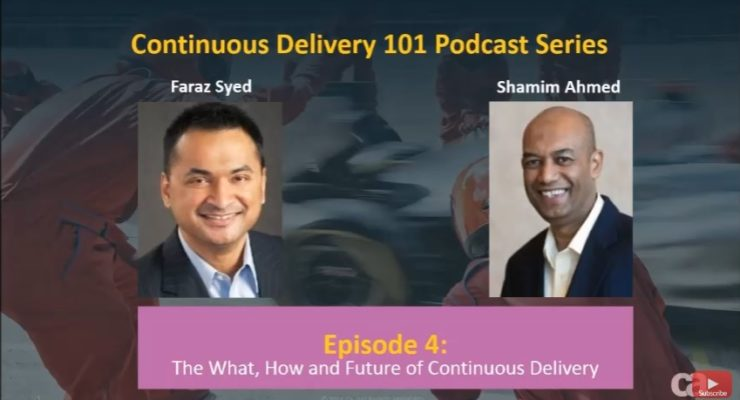 CD 101 Podcast: The What, How and Future of Continuous Delivery