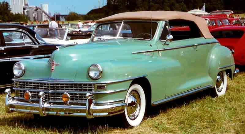 40s Chrysler
