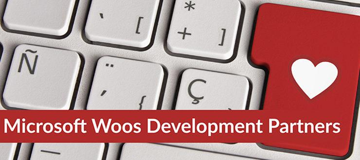Microsoft Woos Development Partners