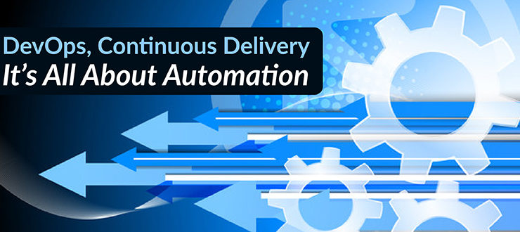 DevOps, Continuous Delivery – It's All About Automation