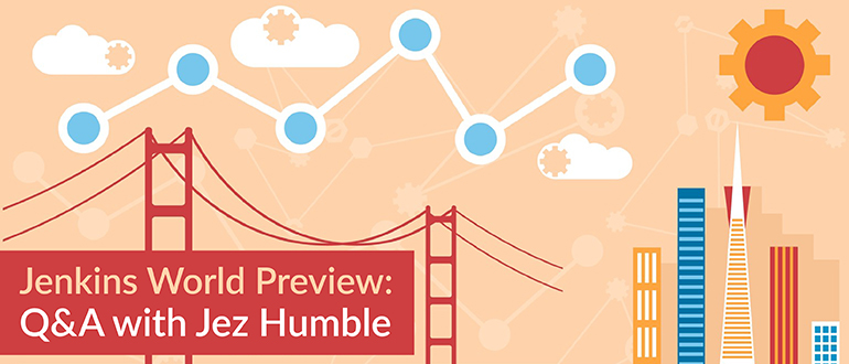 Jenkins World Preview: Q&A with Jez Humble