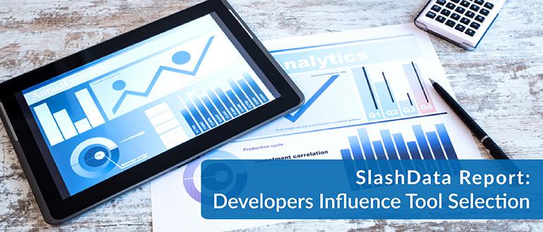 SlashData Report: Developers Influence Tool Selection