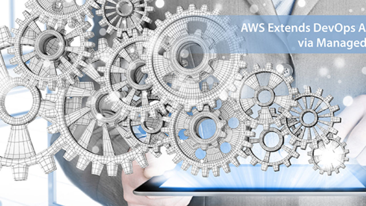 How to build 12-factor microservices applications on AWS