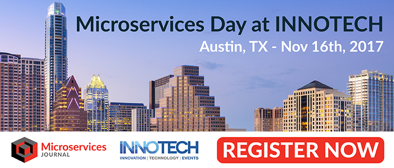 Microservices Days coming to a city near you