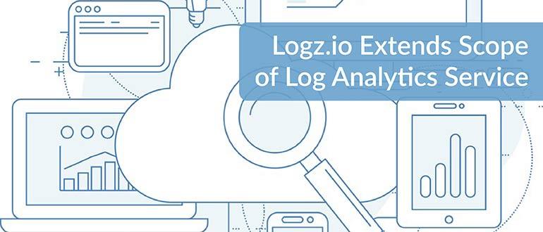 Logz.io Extends Scope of Log Analytics Service