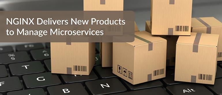 NGINX Delivers New Products to Manage Microservices