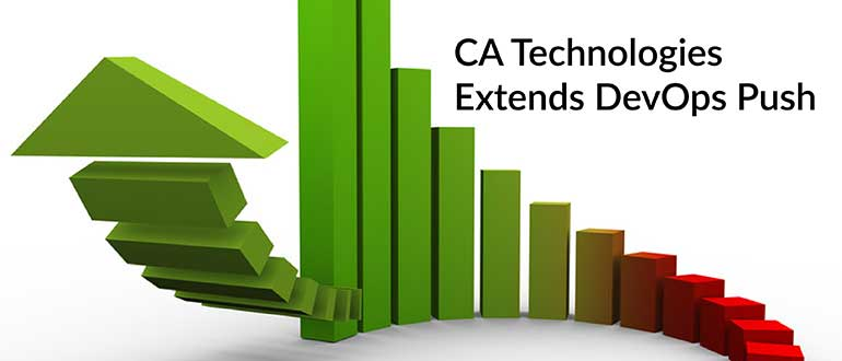 CA Technologies Extends DevOps Push