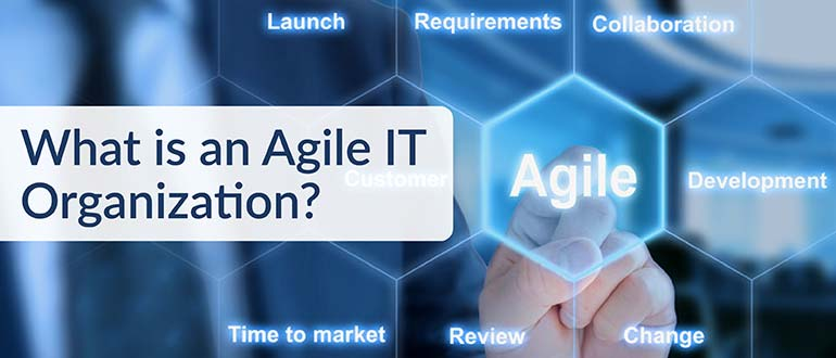 What is an Agile IT Organization?