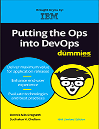 Putting The Ops In Devops For Dummies Devops Com