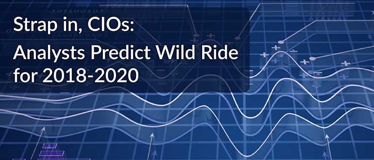 Best Wild Decks 2020 Strap in, CIOs: Analysts Predict Wild Ride for 2018 2020   DevOps.com