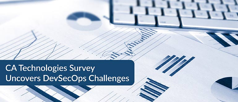 CA Technologies Survey DevSecOps