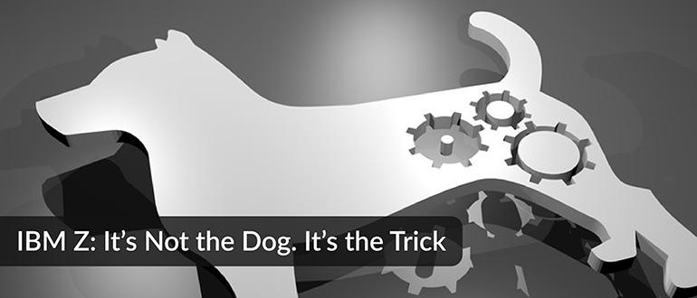 IBM Z Dog Trick