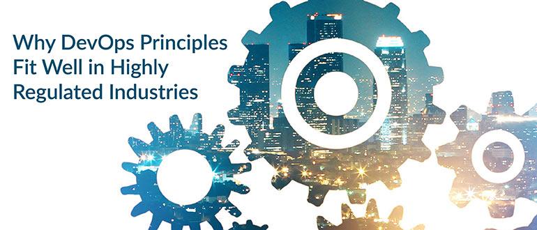 DevOps Principles Regulated Industries