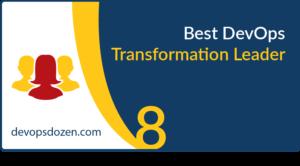 devops transformation leader