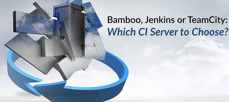 Bamboo Jenkins TeamCity Server