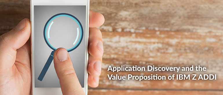 Application Discovery Value Proposition