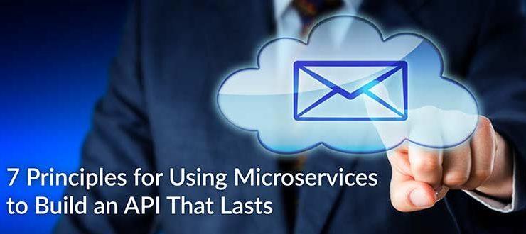 Principles Microservices Build API
