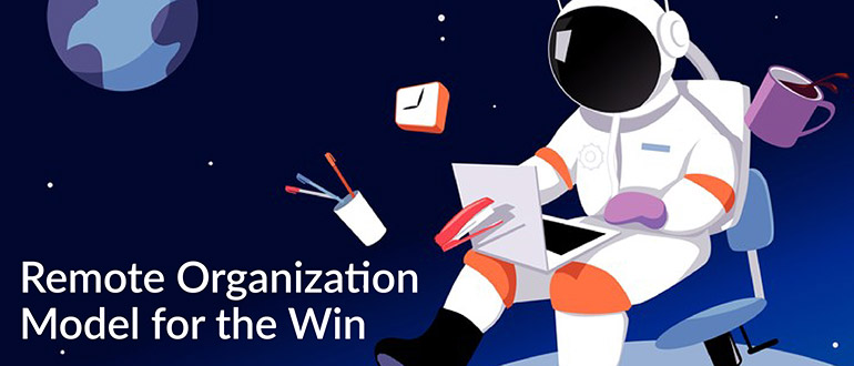 Remote Organization Model