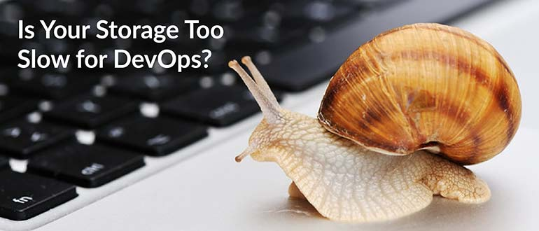 Storage Too Slow DevOps