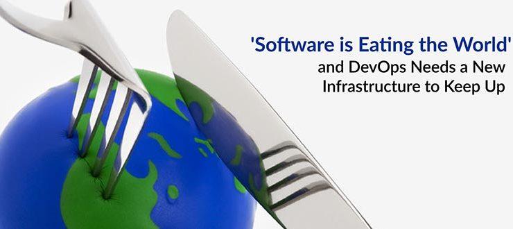 Software DevOps New Infrastructure