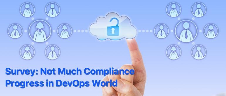 Survey Compliance Progress DevOps