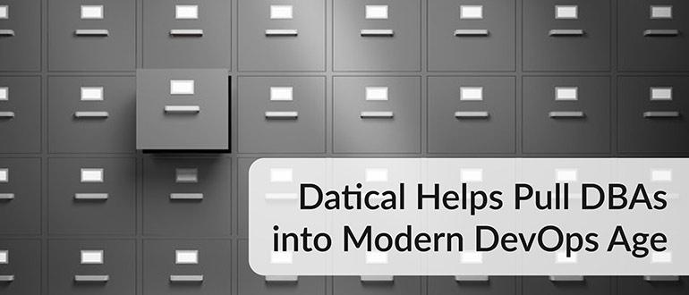 DBAs Modern DevOps Age