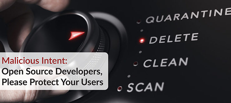 Malicious Open Source Developers