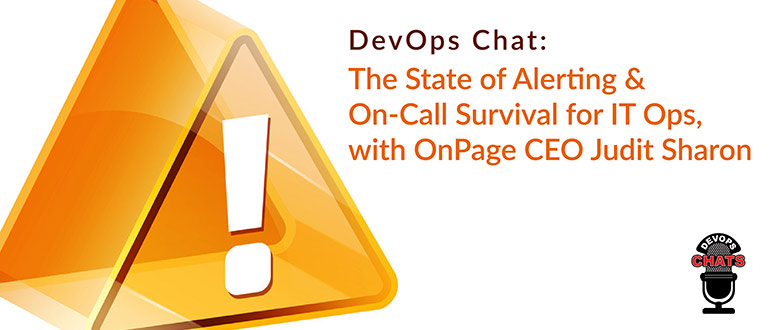 The State of Alerting