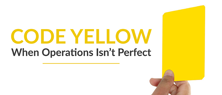 Code Yellow: When Operations Isn't Perfect thumbnail