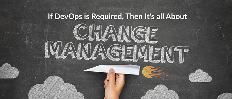 All About Change Management