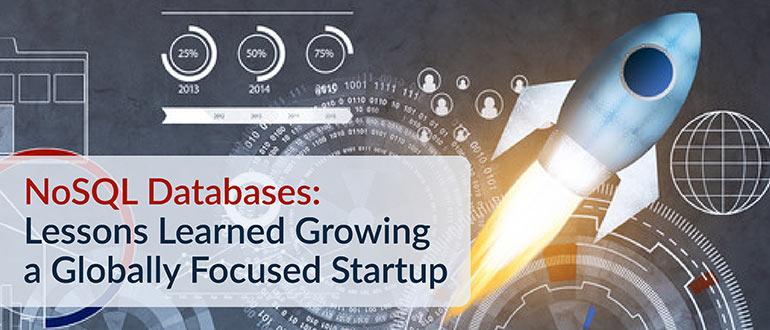 NoSQL Databases Globally Focused Startup