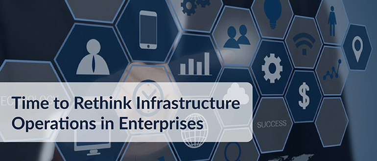 Infrastructure Operations in Enterprises