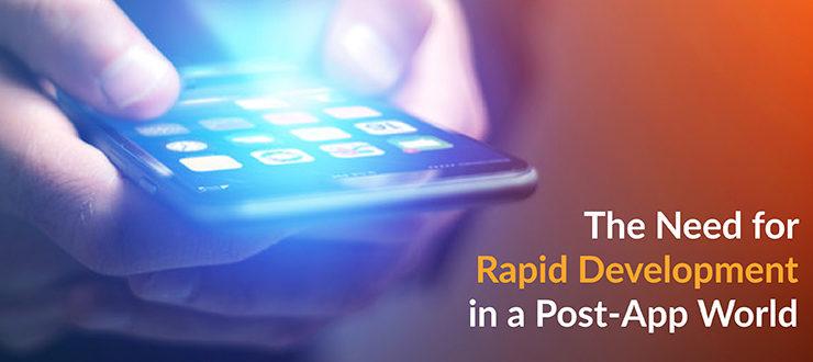 Rapid Development Post-App