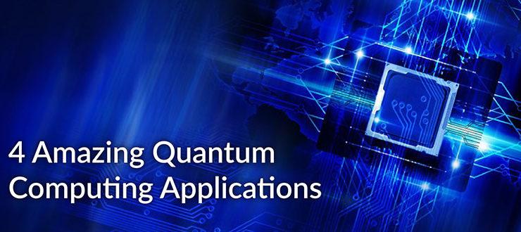 Amazing Quantum Computing Applications