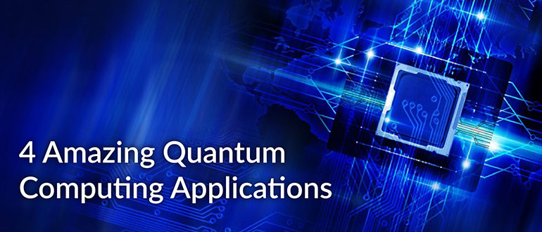 Amazing Quantum Computing Applications
