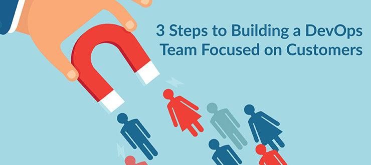 Team Focused on Customers