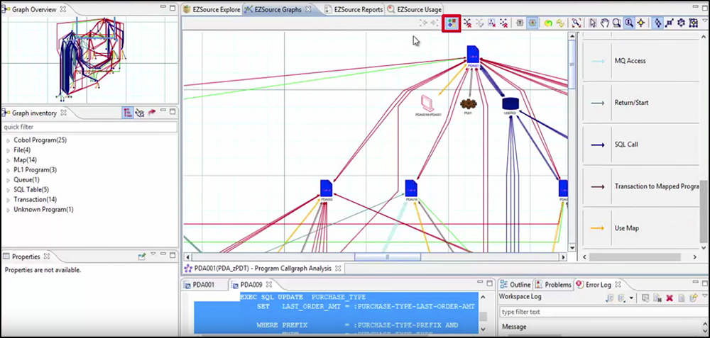 Analysis Browser
