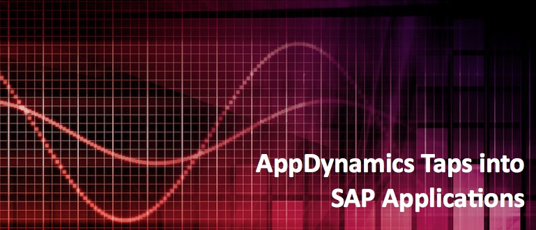 AppDynamics Taps into SAP Applications
