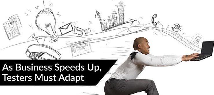 Business Speeds Up