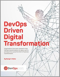 DevOps Driven Digital Transformation