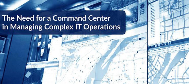 Managing Complex IT Operations