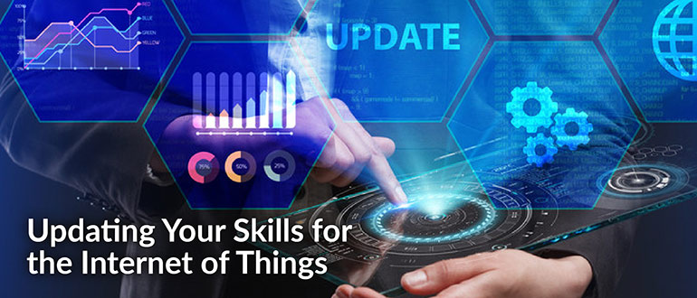 Updating Your Skills for the Internet of Things thumbnail
