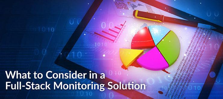 Full-Stack Monitoring Solution