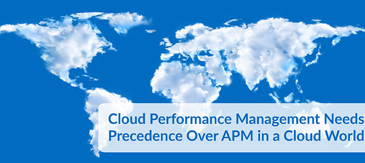 Cloud Performance Management APM