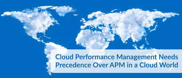 Cloud Performance Management APM