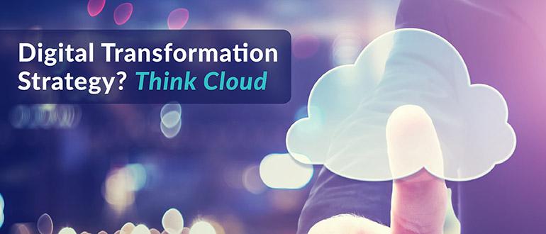 Digital Transformation Strategy Cloud
