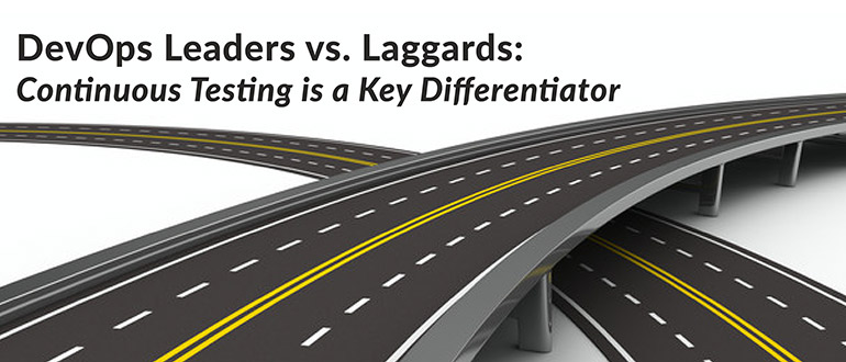 DevOps Leaders vs. Laggards