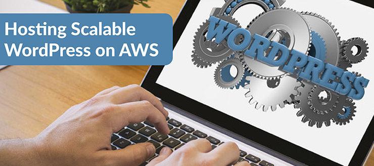 Scalable WordPress on AWS